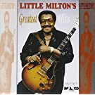 Greatest Hits by Little Milton (2002-02-01)