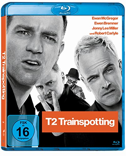 Preisvergleich Produktbild T2 Trainspotting [Blu-ray]