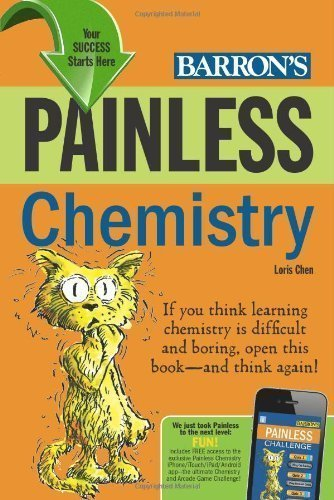 Painless Chemistry (Barron's Painless Series) by Chen, Loris [Paperback(2011/8/1)]