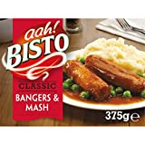 Bisto Bangers And Mash, 375g (Frozen)