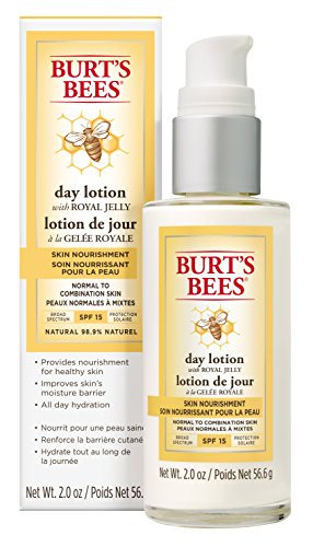 Burt's Bees Nährende Tageslotion mit LSF 15, 1er Pack (1 x 57 g)