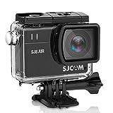 SJCAM sj8 Air, Action Camera - Sports CAM (2.33 Inch Native 1296P WiFi Action Camera Simplified Versión/Touch Screen/ntk96658 Chip Juego/IP68 40 m Waterproof) (SJCAM SJ8 Air)