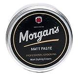 Morgan's Pâte Matte professionnel toilette tenue moyenne Coiffure Cheveux Crème