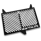 Protections radiateur Suzuki GSR 750 11-16 logo noir