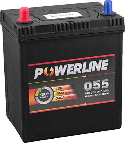 055 Powerline Auto Batteria 12V