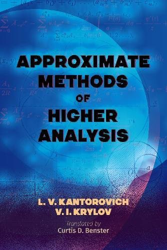 Approximate Methods of Higher Analysis (Dover Books on Mathematics)