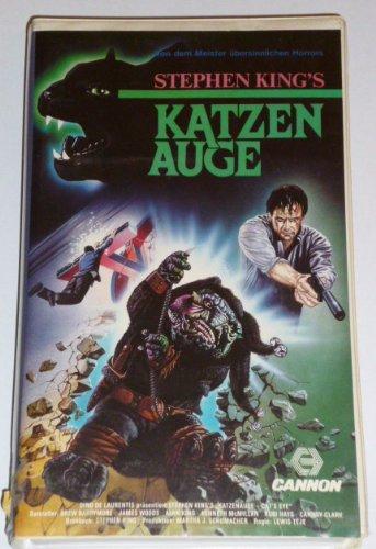 Katzenauge [VHS]