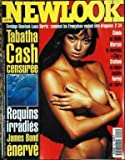NEWLOOK [No 142] du 01/06/1995 - TABATHA CASH CENSUREE - REQUINS IRRADIES - JAMES BOND ENERVE - GINOLA - MARCOS - STALLONE - HARLEY.