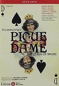 Tchaikovsky: Pique Dame [2 DVDs]