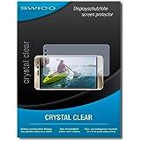 """4 x SWIDO protecteur d'écran Asus Zenfone 3 film protecteur feuille """"CrystalClear"""" invisible"""