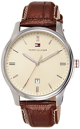 Tommy Hilfiger Analog Black Dial Men's Watch - NTH1790737/D