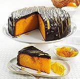 Sidoli Frozen Sticky Chocolate Orange Cake - 1x14p/ptn