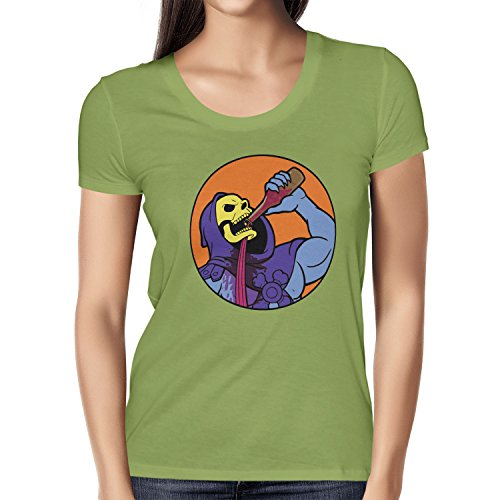 TEXLAB - Drinking Problem - Damen T-Shirt Kiwi