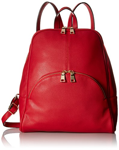 Scarleton Chic Casual Backpack H160810 - Rot (Coach Tablet-fall)