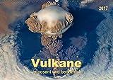 Vulkane - imposant und bedrohlich (Wandkalender 2017 DIN A2 quer): Kommen Sie mit auf eine Reise zu den imposantesten Vulkanen der Welt. (Monatskalender, 14 Seiten ) (CALVENDO Natur) - Peter Roder