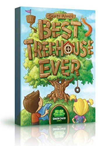 Best Treehouse Ever by Green Couch Games