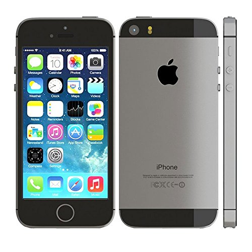 Iphone 5S - 16Go - Gris Sidéral Smartphone refurbished unlocked