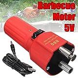 lzn Grillmotor 5 V USB Batterie Elektrische BBQ Grill Rotierenden Motor Grill...