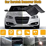 Multipurpose Car Scratch Remover - Car Scratch Remover Cloth, Magic Scratch Remover