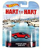 Hot Wheels Ferrari Dino 246 GTS Hart to Hart 1:64