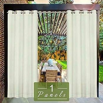domdil rideau ext rieur rideau occultant thermique rideau. Black Bedroom Furniture Sets. Home Design Ideas