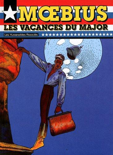 Les Vacances du Major par Moebius