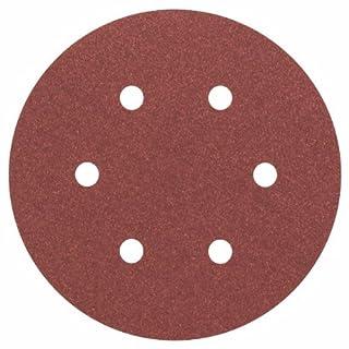 Bosch Professional  Schleifblatt  für Exzenterschleifer Holz und Farbe  (5 Stück, Ø 150 mm, Körnung 120, C430)