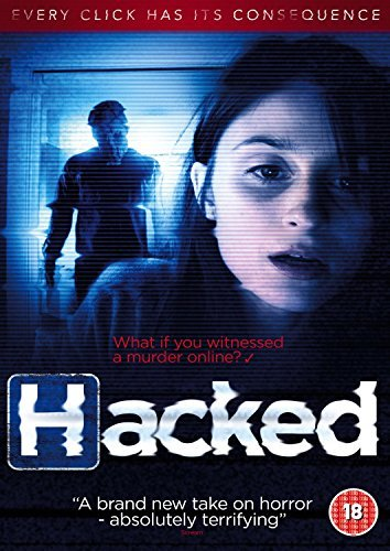 Hacked [DVD] by Melanie Papalia