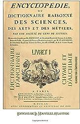 Encyclopédie Diderot Alchimie 1