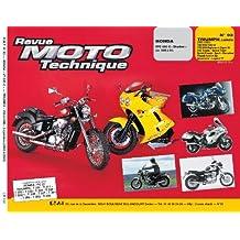 Revue Moto Technique, n° 93 : honda VT 600 C, Triumph, Trident 750 et 900, Trohy 900, Daytona 750 et 900, trident sprint, Speed Triple 900