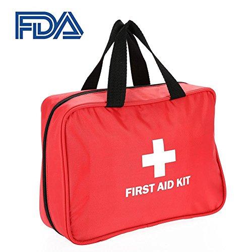 Behandlung Fall (Erster leerer Kasten der Notversorgung, tragbarer Überlebens-medizinischer Taschen-Behandlungs-leerer Fall für Hauptrettung im Freien)