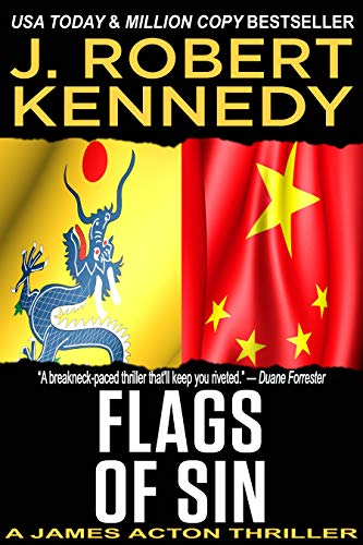Flags of Sin (A James Acton Thriller, Book #5) (James Acton Thrillers) (English Edition)