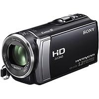 Sony HDR-CX200EB Full-HD Camcorder (6,7 cm (2,7 Zoll) Touchscreen, 5 Megapixel, 25x opt. Zoom, HDMI) iAUTO schwarz