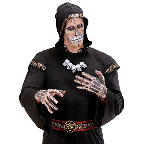 - Voodoo Skull Kostüm