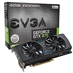 EVGA NVIDIA GeForce GTX 970 ACX 2.0 4GB