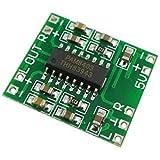 aihasd PAM8403Audio Módulo USB DC 5V Class D 2* 3W Digital Amplificador Amplifier Board
