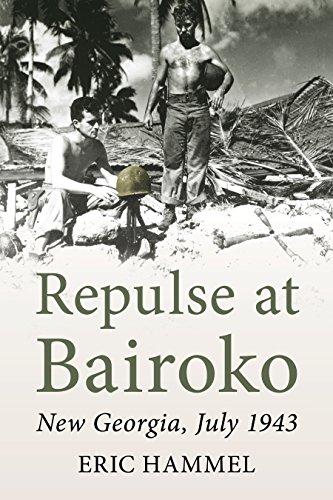 repulse-at-bairoko-new-georgia-july-1943-english-edition