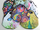 ICOLOR Skull Boys Girls Insulated Neoprene Lunch Bag Tote Handbag lunchbox Food Container