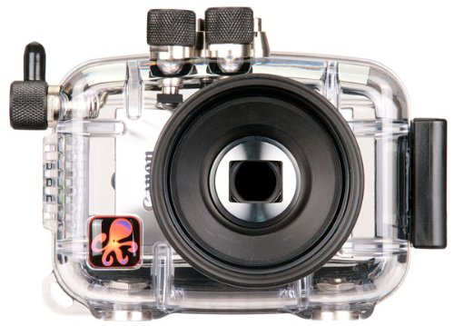 Ikelite 6243.52 Underwater Camera Housing for Canon Powershot Elph 520 HS IXUS 500 HS Digital Cameras  available at amazon for Rs.31843