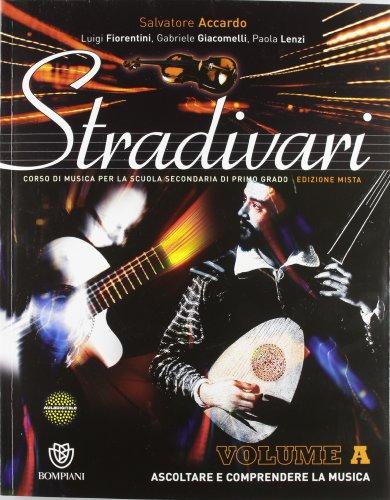 Stradivari. Vol. A-B-C. Per la Scuola media. Con DVD-ROM. Con espansione online
