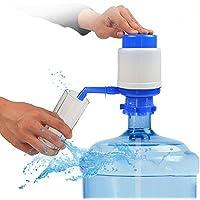 Aliciashouse 19 * 7cm distributore di acqua in bottiglia bere mano pressione pompa