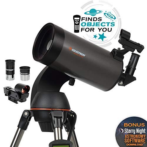 Celestron NexStar 127 SLT Mak - Telescopio (importado de Inglaterra)