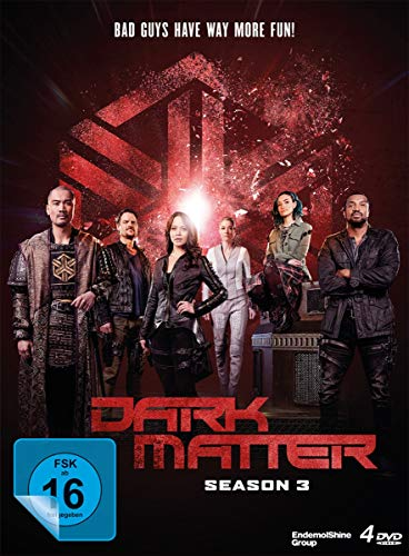 Dark Matter - Season 3 [4 DVDs]