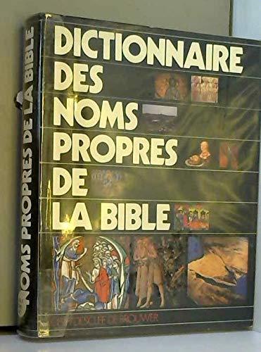 dictionnaire-des-noms-propres-de-la-bible