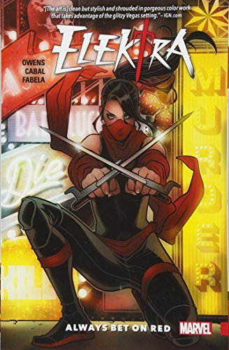 Elektra: Always Bet On Red por Matthew Owens