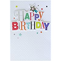 Hallmark Birthday Card 'Have A Great Day' - Medium