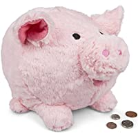 CUDDLY PIGGY BANK