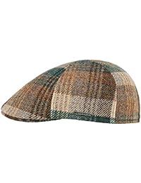 Stetson Coppola Texas Woolrich Check Cappello Piatto Invernale Cappellino  in Lana 1792168b0f9f