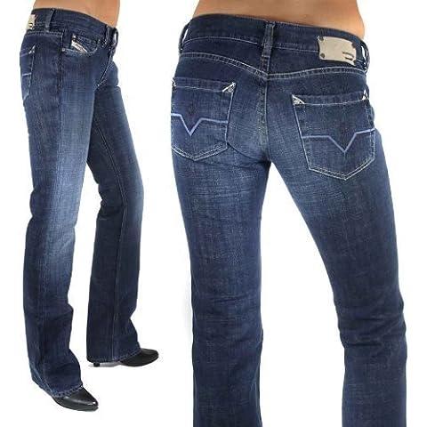 Diesel Mujer Pantalones vaqueros Riden 0070B