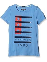 Amazon.es  Camisetas y tops - Niña  Ropa  Camisetas de manga corta ... 45228084e64